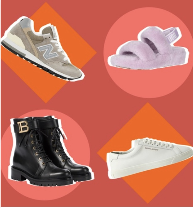 The Spring Shoe Trend Report