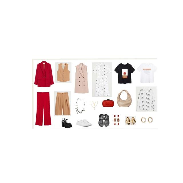 9 pieces capsule       #ShopStyle #MyShopStyle #Lifestyle#capsulewardrobe