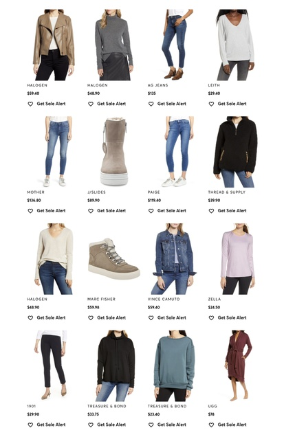 The Nordstrom Sale is crazy good right now! Here are some of my top picks.