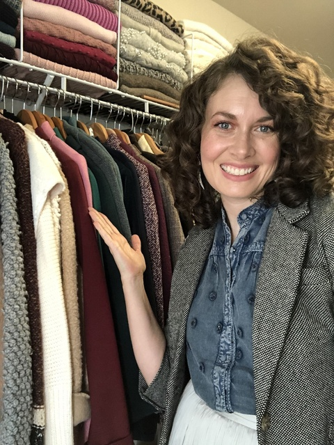 Take a tour of my closet with me. Below you'll find all the organizational finds I use.