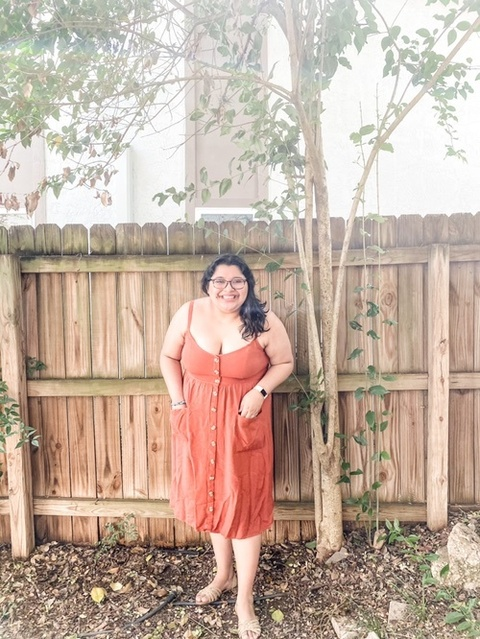 om @junaroseglobal. I can't find it online so I linked some other cute dresses!  #ShopStyle #MyShopStyle #Lifestyle #PlusSize
