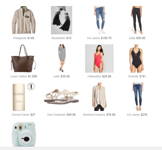 Shop the look from aryn payne on ShopStyle