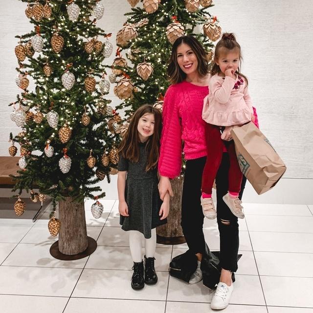 Christmas shopping in ON! #ShopStyle #MyShopStyle