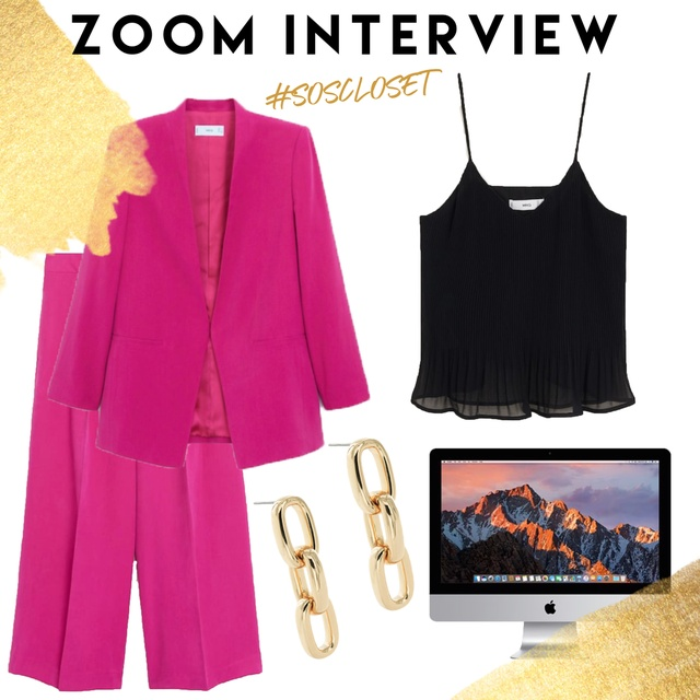 Zoom Interview #ShopStyle #MyShopStyle #Zoom #Interview #Work