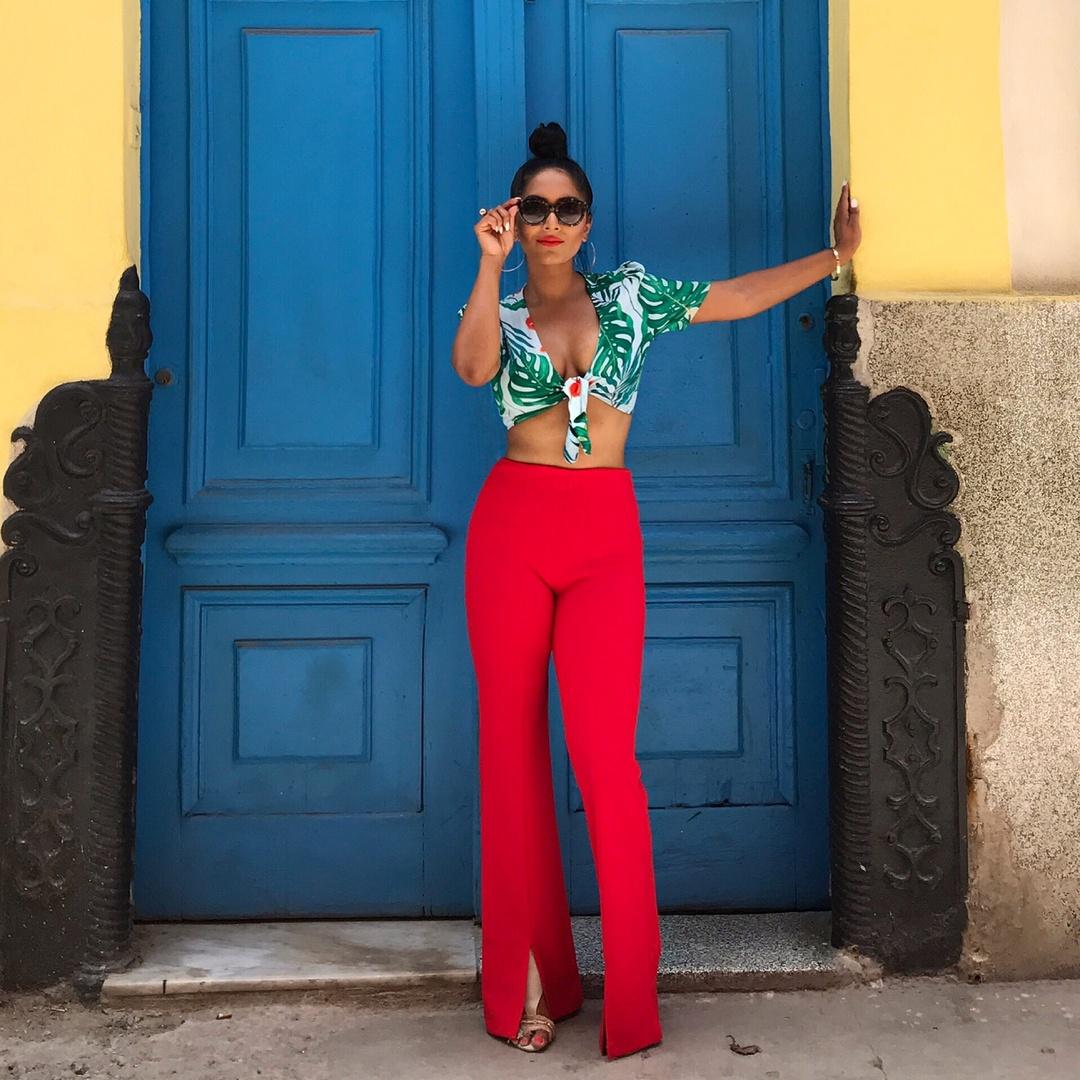 #ShopStyleCollective #MyShopStyle #summerstyle #lookoftheday #currentlywearing #todaysdetails #getthelook #havana #Cuba
