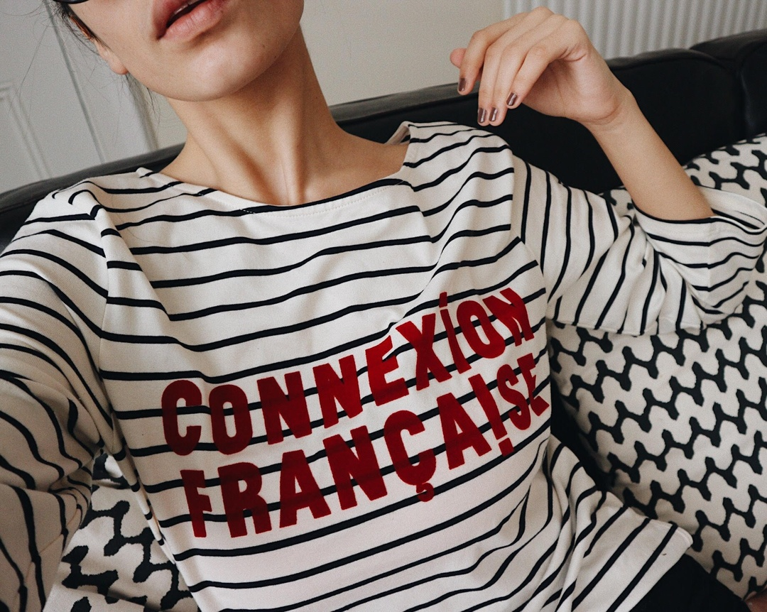 French Connection Womens Connexion Francaise Tee