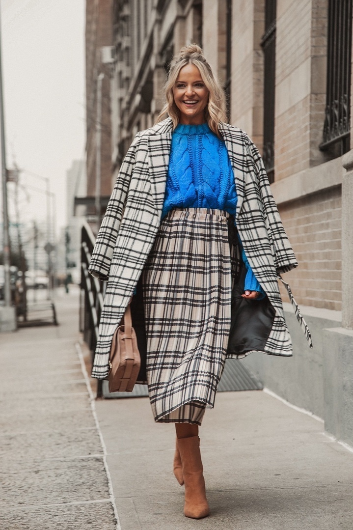 Style Snap: NYFW Layering With H&M