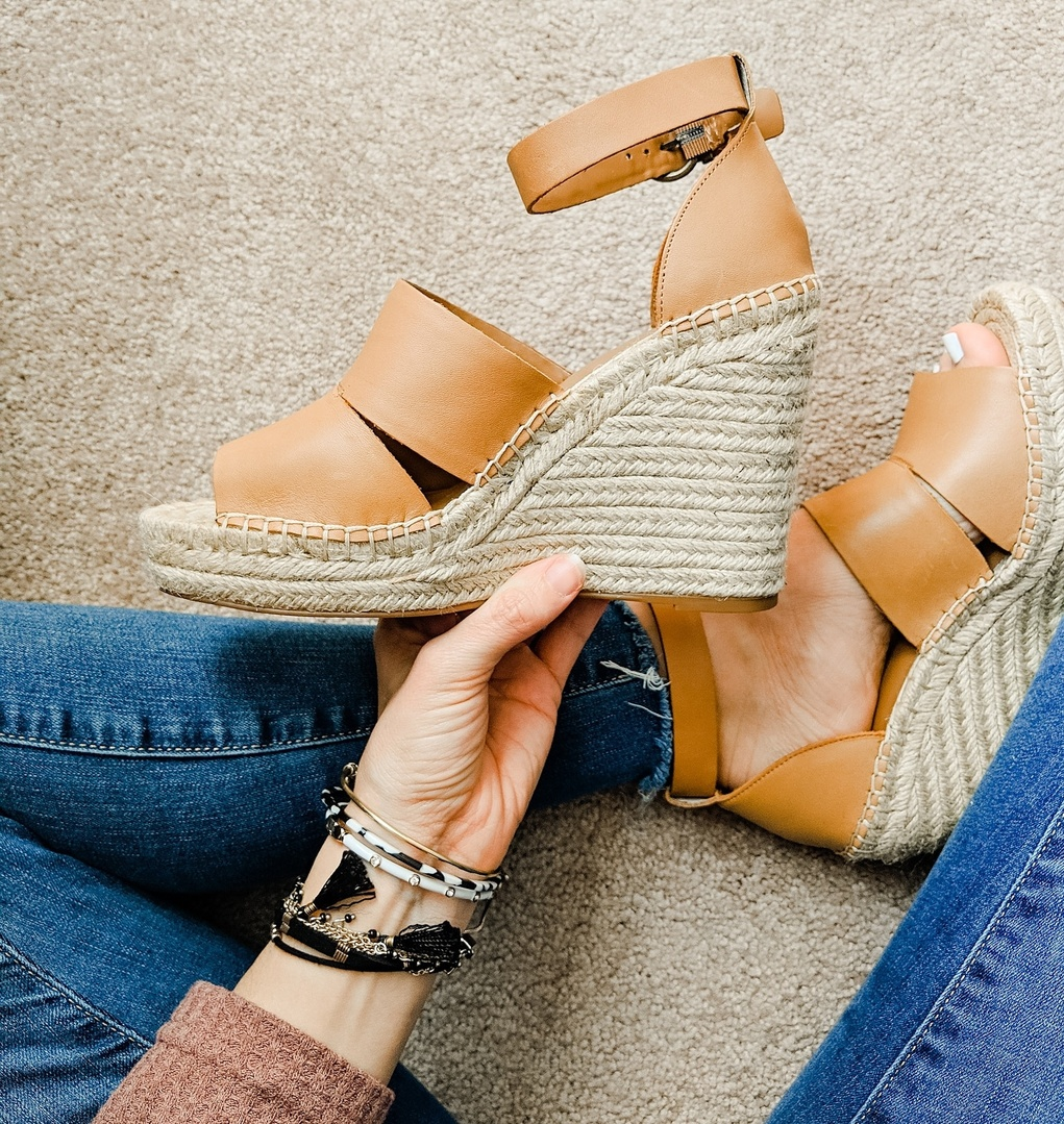 treasure and bond sannibel wedge sandal