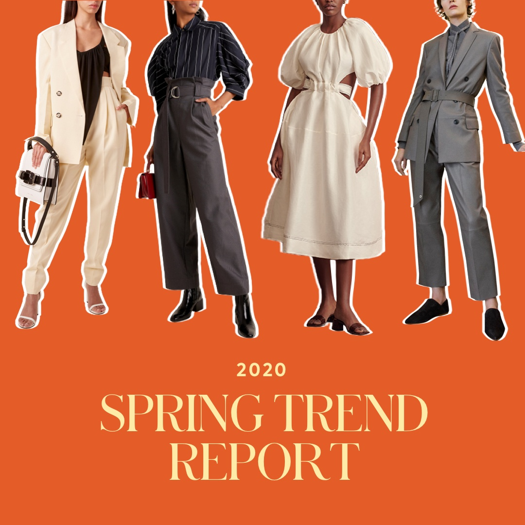 The 6 Trends That Will Shape Your Spring Wardrobe