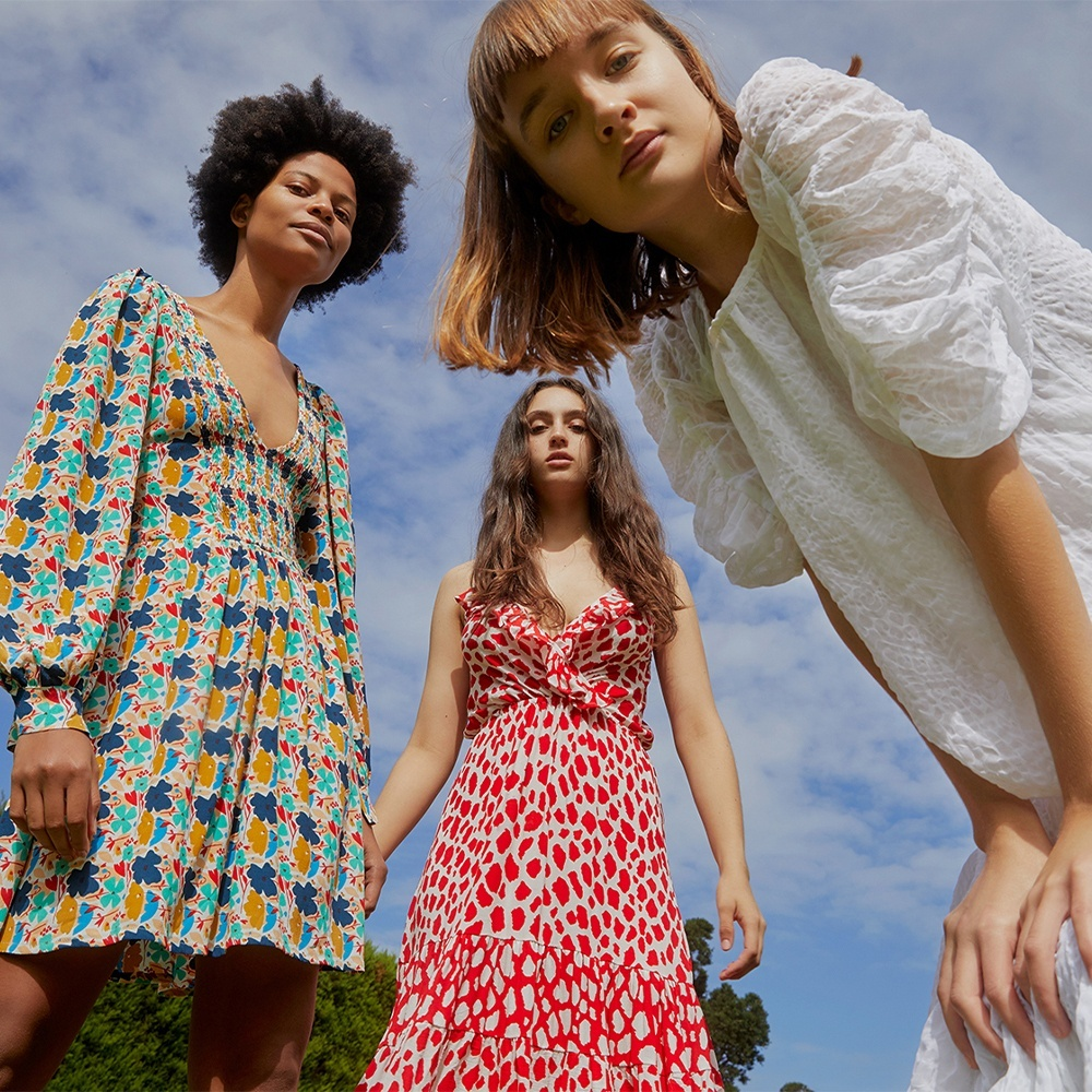 The Spring Dresses We Can't Wait To Wear At Wolf & Badger