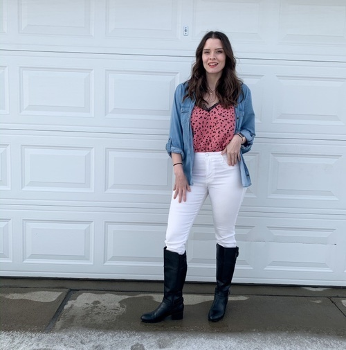 Fashion Look Featuring Unisa Boots and