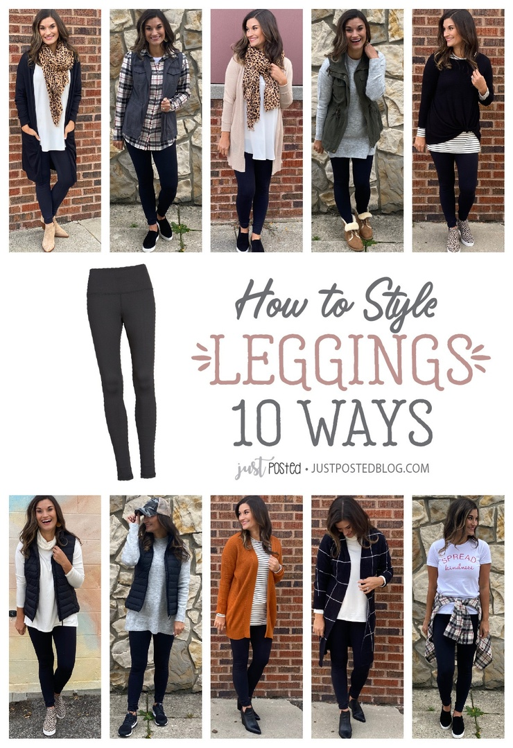 Look by justposted featuring Live In High Waist Leggings