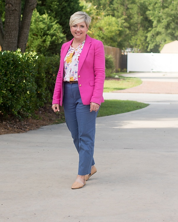 Look by Savvy Southern Chic featuring Women's Iris Two Piece Ballet Flats - A New DayTM
