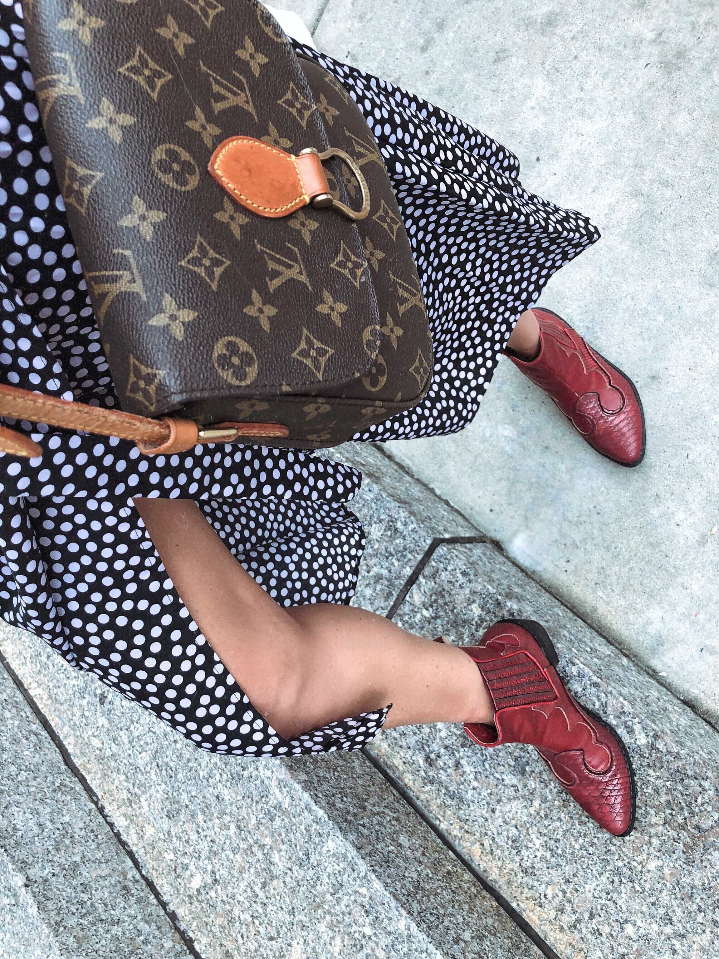 Yeehaw! Cowboy Boots Are The It-Girl Boot