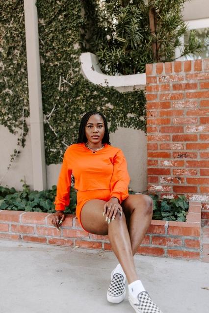 feeling orange but you already knew that!