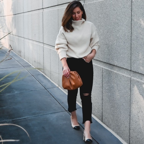 Fall is for cozy sweaters.  #ShopStyle #MyShopStyle #LooksChallenge