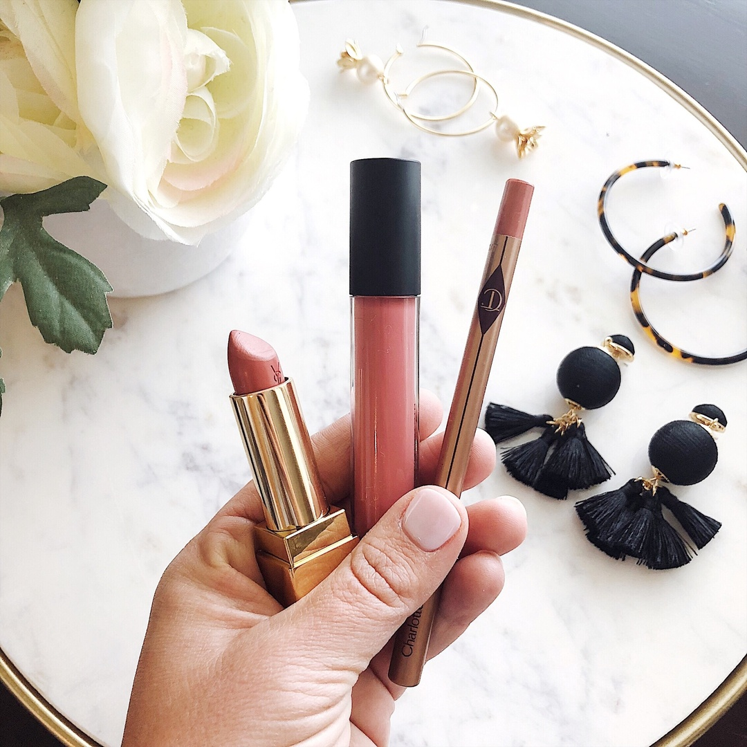 Lip Trio | The Southern Style Guide #shopthelook #lips #makeup #beauty