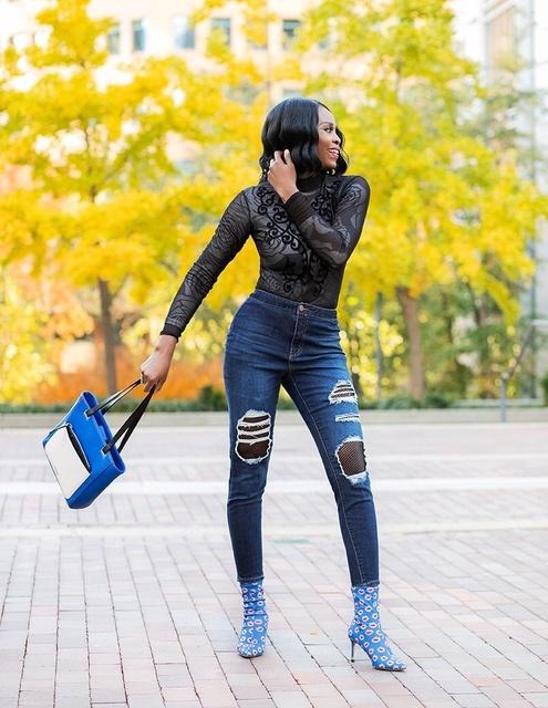 Crystal Clear Sunday Fashion