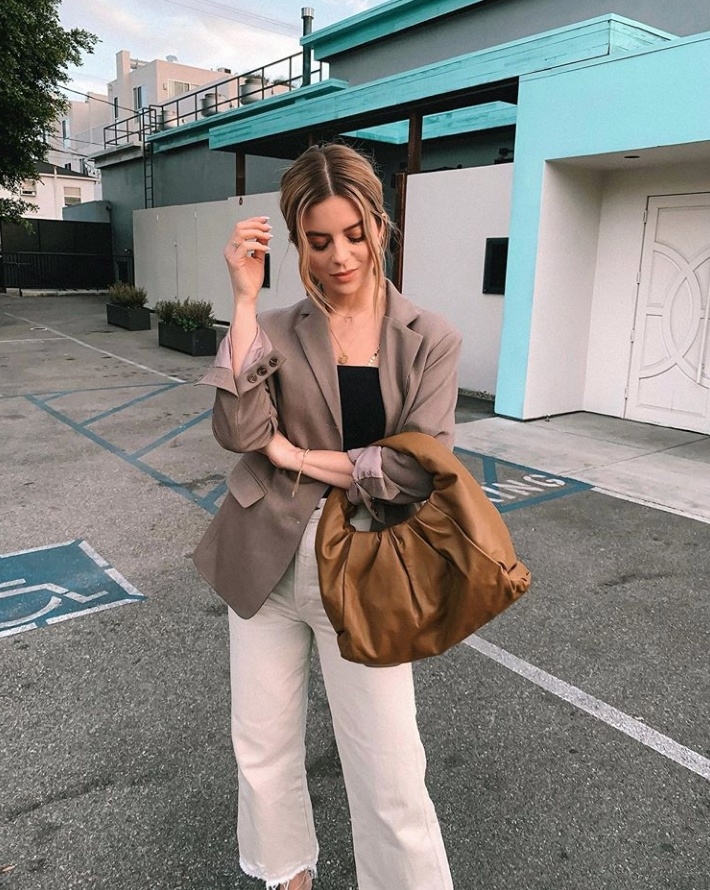 Look by Michelle Madsen featuring The Shoulder Pouch