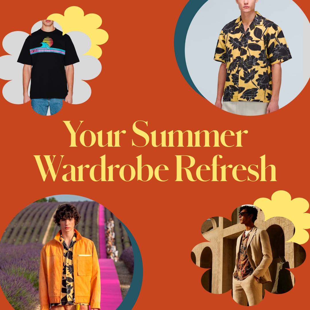 The Summer Fashion To Start Look Forward To Wearing Now