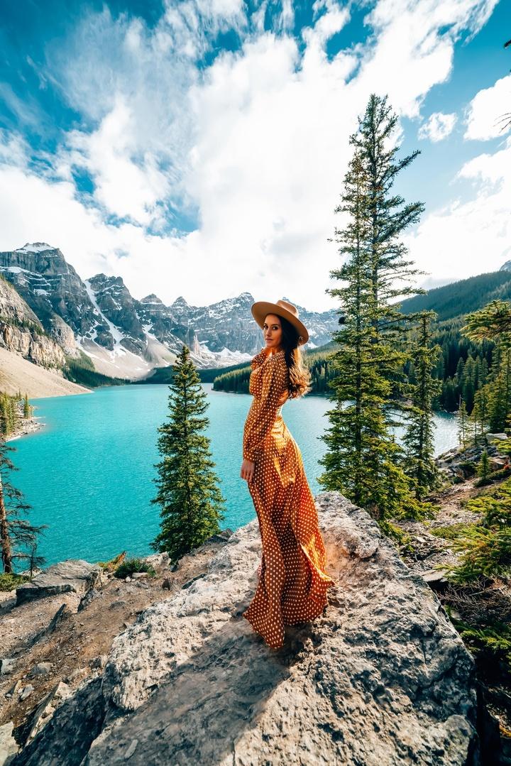 Look by Kristi Hemric featuring LPA Floyd Sweater Dress