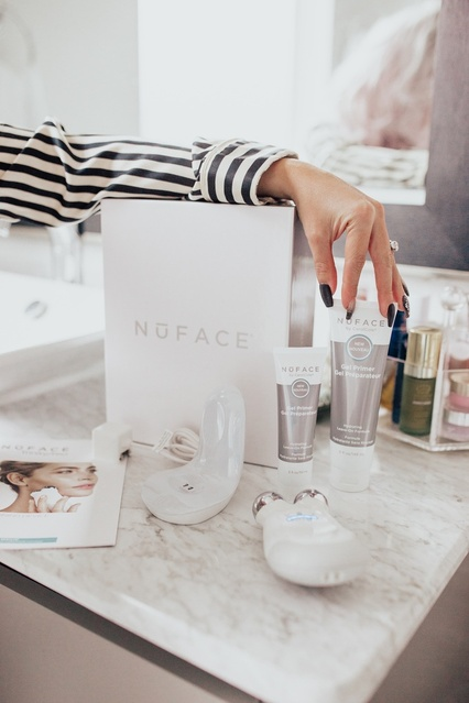 't want to jump to Botox? This is your solution worth the investment! #nuface #byebyewrinkles #Beauty #ShopStyle #MyShopStyle