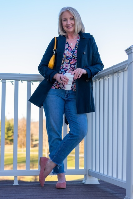s to Wear with Jeans #springtrends #dressedformyday #ShopStyle #MyShopStyle #LooksChallenge #ContributingEditor #TrendToWatch
