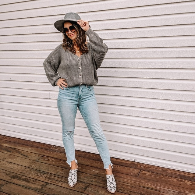 Fall favs - sweaters and cardigans #ootd #mylook #fallfashion