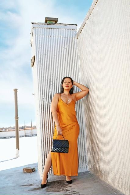 Slip Dress outfit #kritys #slipdress