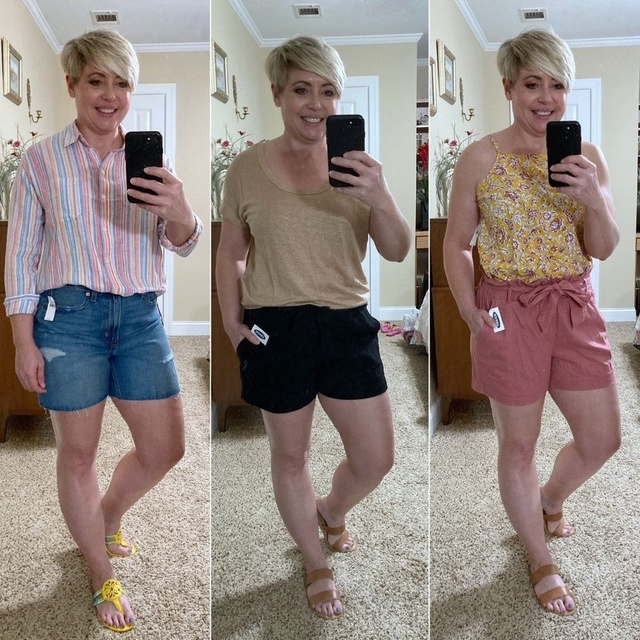 Summer pieces from Old Navy #ShopStyle #MyShopStyle #summerstyle #shopmylook