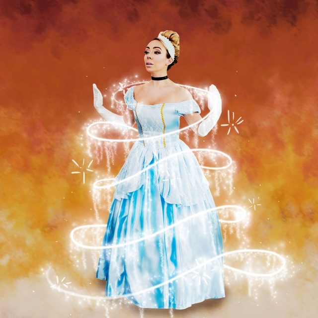 A dream is a wish your heart makes 💙 #cinderella #disneyprincess #disneycostumes #ShopStyle #MyShopStyle #Holiday #Party