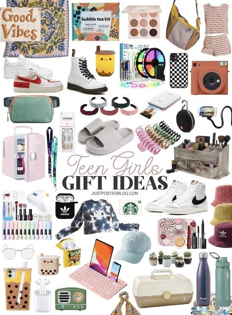 Christmas Gift Ideas for Teen Girls!
