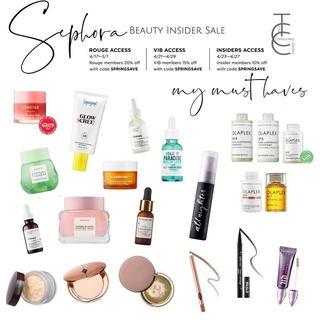 es and must haves from Sephora.  Shop the Beauty Insider deal. #sephorasale #beautyfavorites  #ShopStyle #MyShopStyle #Beauty