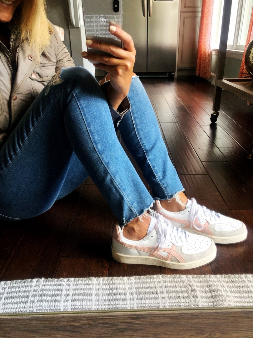 Fashion Look Featuring Asics Sneakers