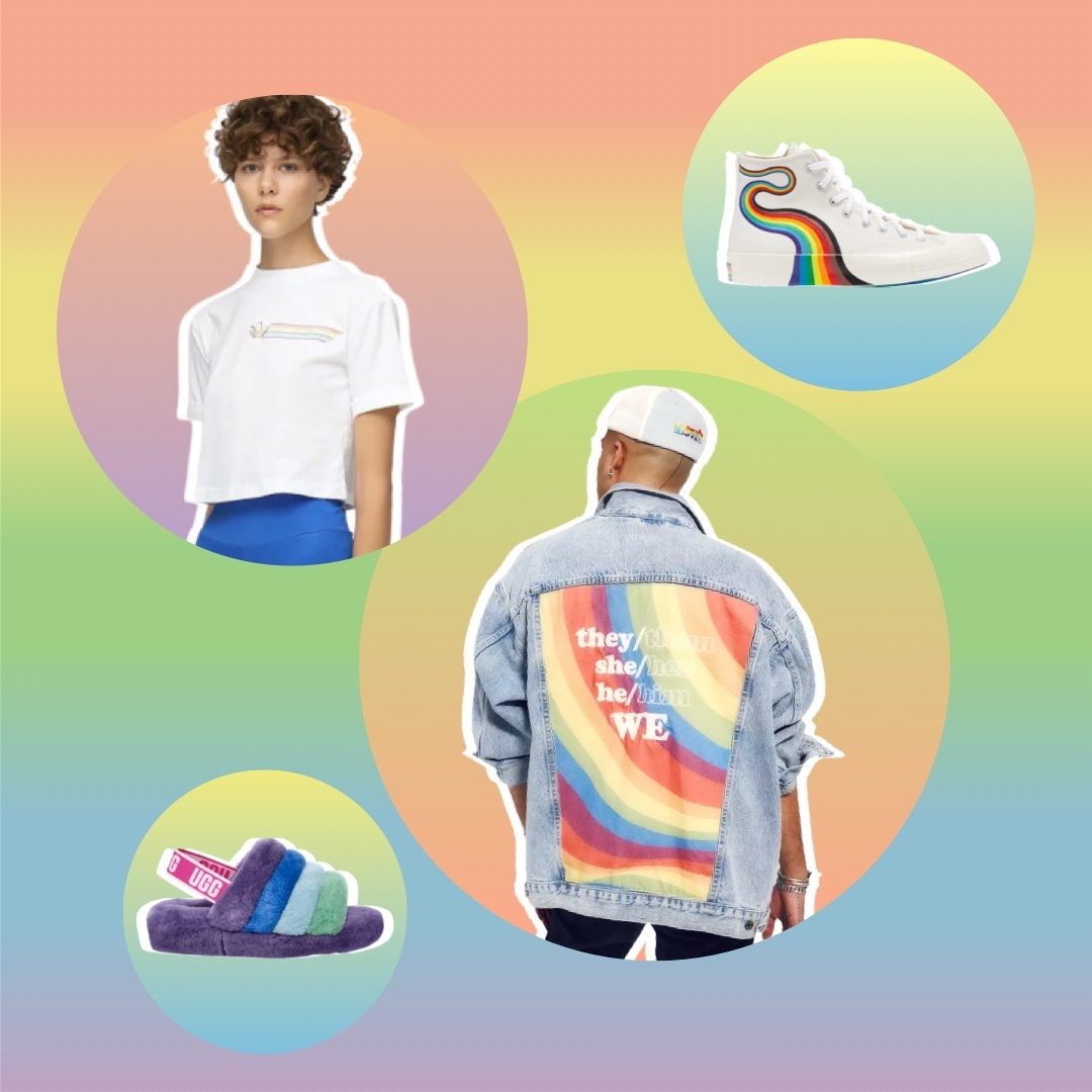 Show Your Pride With This Year's Best Pride Collections
