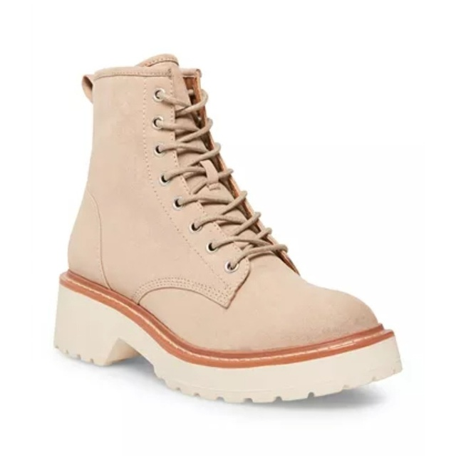 Love these combat boots! Fits TTS imo, I'm a 7.5 and got 7.5.  #ShopStyle #MyShopStyle #Winter #Holiday