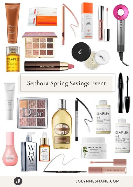 rs get 20% off their purchase, and VIB members get 15% off with code OMGSPRING. (Insiders get 10% off, starting on the 15th.)