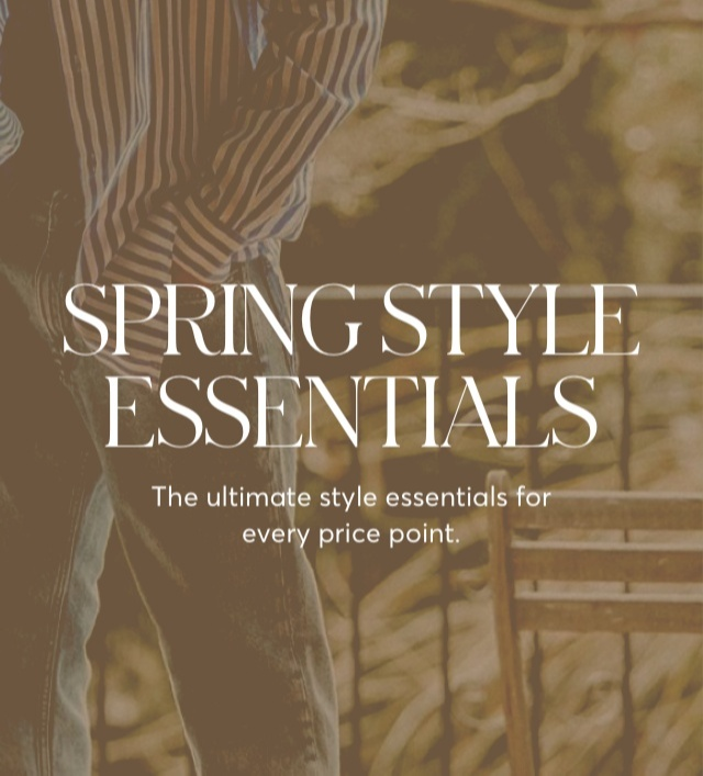 The Best Spring Fashion for Every Budget