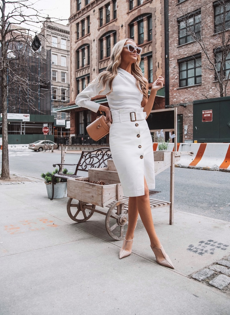 MDW Style Guide: How To Wear White