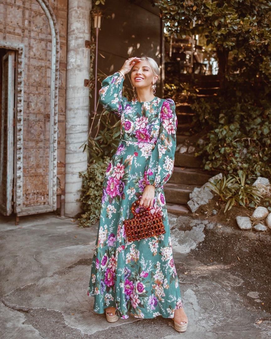 weekend uniform: smiles & florals 🌺 #rosescloudstyle #ShopStyle #MyShopStyle #LooksChallenge #ContributingEditor