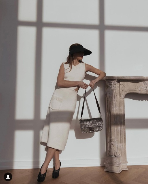 shadow play with @fendi 's new spring summer 2021 collection #FendiSS21