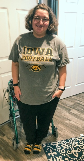 u lose some. It's been a tough 2 weeks for Iowa but they will come back stronger.  #ShopStyle #MyShopStyle #IowaHawkeyesStyle