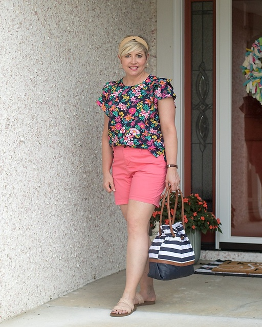 Raffia: The Summer Accessory #ShopStyle #MyShopStyle #summeroutfit
