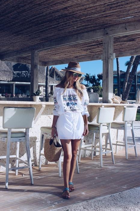 Style Snap Getaway: Cap Cana Cool