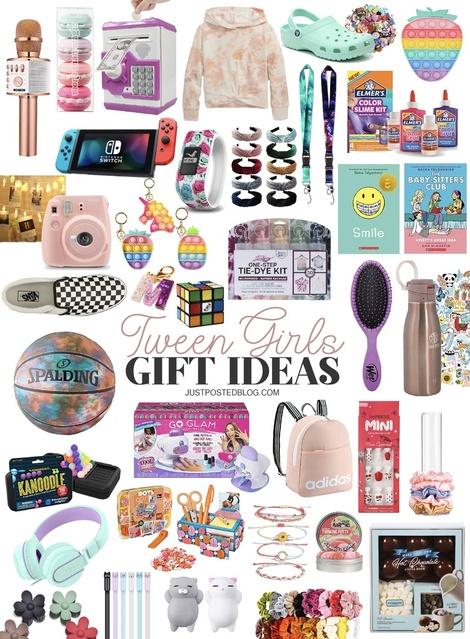 Tween Girls Christmas Gift Ideas!