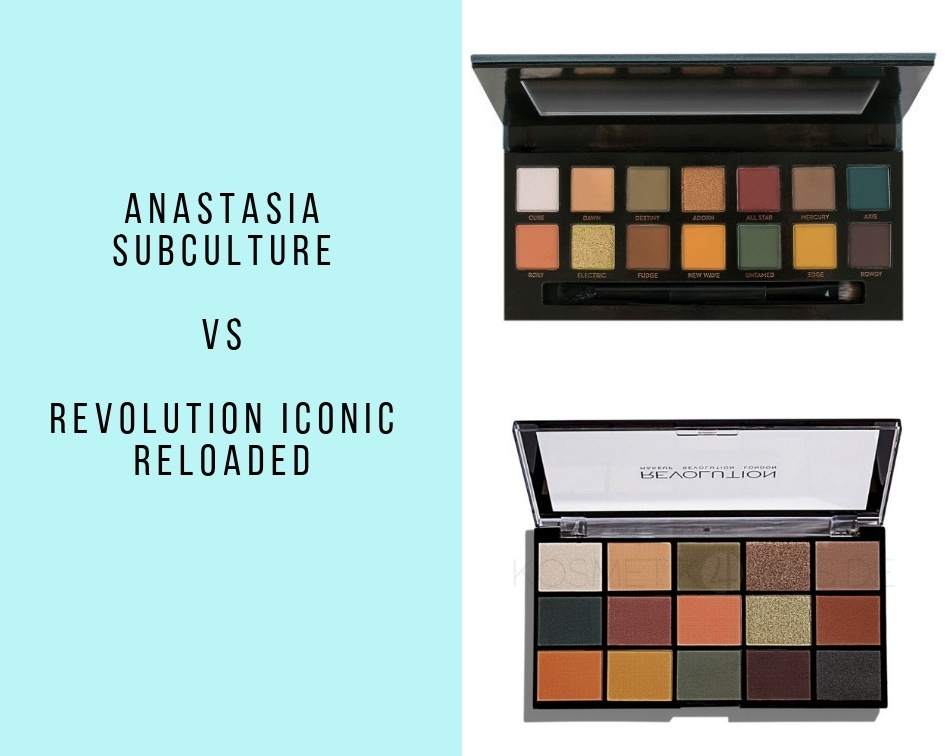 Look by elleandmimi featuring Revolution Re-Loaded Iconic Division Eye Shadow Palette