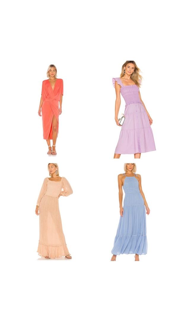 Look by Kristi Hemric featuring Amanda Uprichard Fillmore Dress