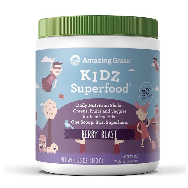 I have been buying this for smoothies for almost two years now and I love the extra boost of nutrition for my little one!