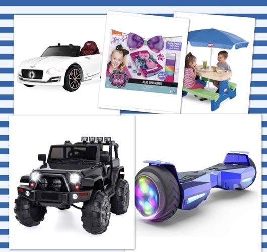 Check out these awesome summer toy deals at Walmart!  😎🍉☀️😍