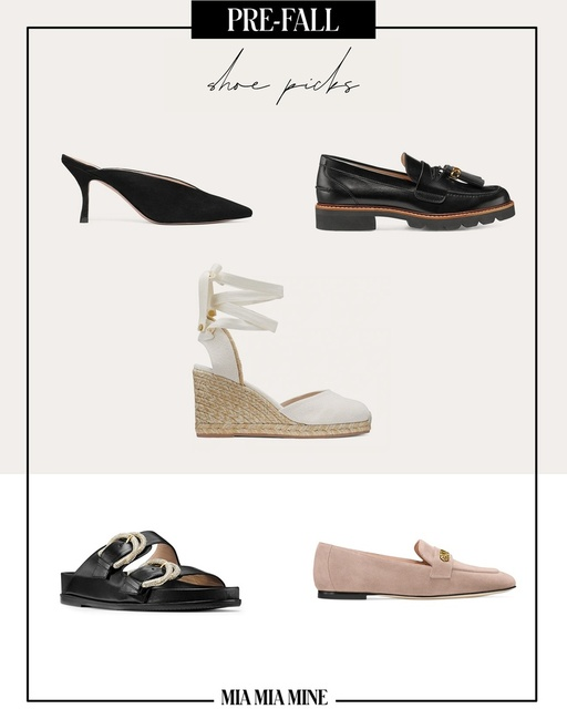 Stuart Weitzman Shoes For Summer and Fall #ad #StuartWeitzman #ShopStyle #InOurShoes #ShopStyle #MyShopStyle